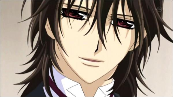 Je suis un vampire de sang pur ainsi que le président de la Night Class. Je me nomme...