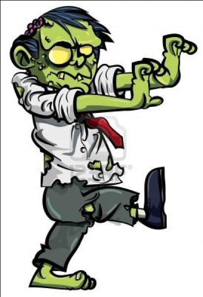 Un zombie dit plutôt...
