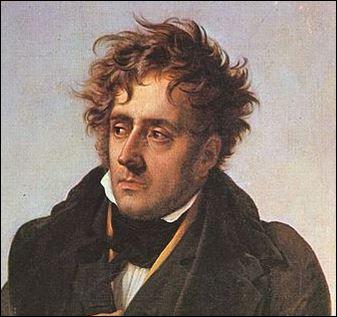 Chateaubriand (François-René, vicomte de Chateaubriand) a écrit :
