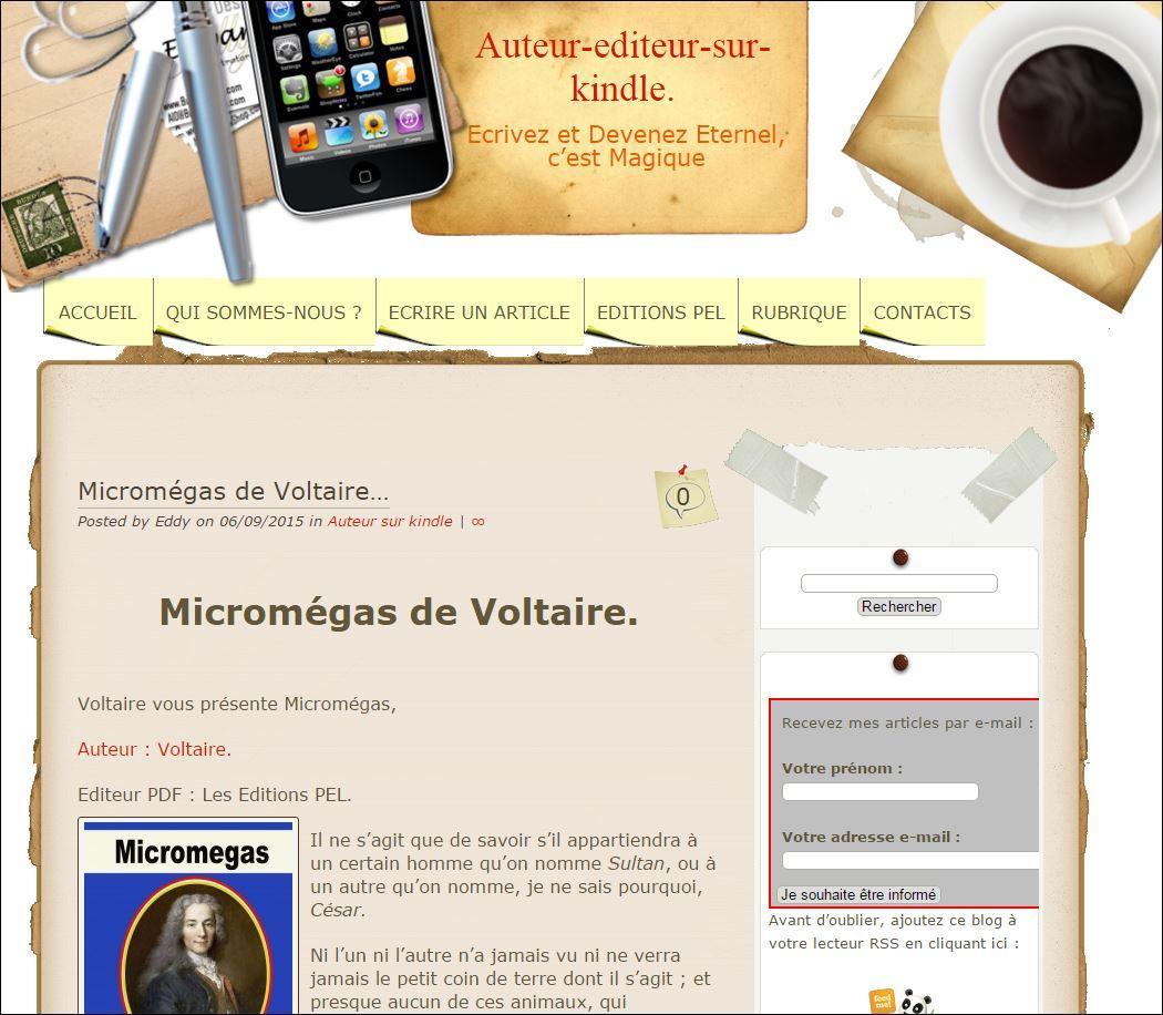 Littérature française - Numéro 6