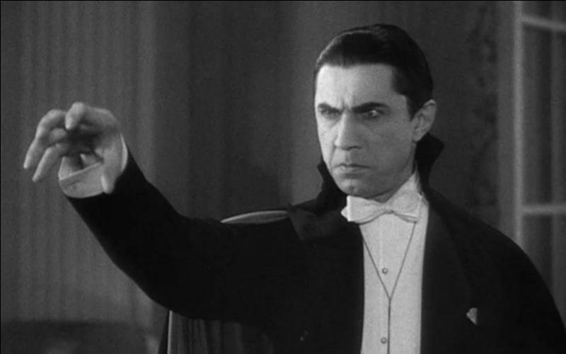Dracula est un....