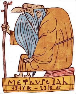 Combien d'années vécut Méthoushélah dans la Bible ?