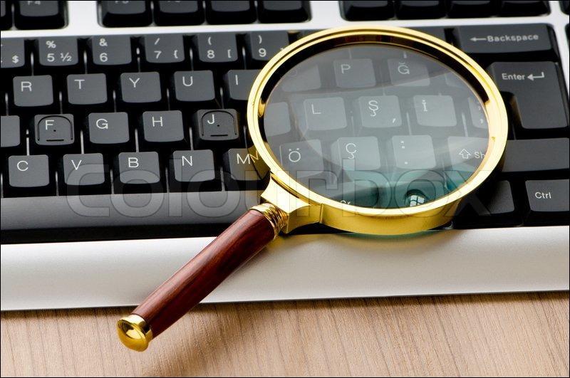 Sur Internet et certains logiciels, quelles touches du clavier peut-on taper pour trouver un terme plus facilement ?