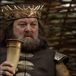 Avec quelle arme le roi Robert Baratheon aimait-il se battre ?