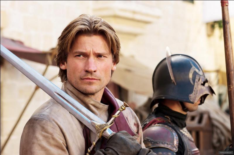 Qui a tranché la main gauche de Jaime Lannister ?