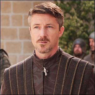 Quel est l'emblème actuel de Petyr Baelish ?