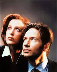 """Dans la série """"The X-Files : Aux frontières du réel"""", comment s'appellent les deux agents enquêtant sur des affaires non résolues impliquant des phénomènes paranormaux ?"""