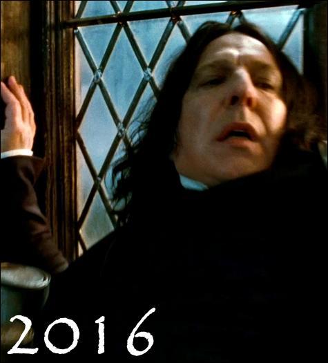 Severus Rogue se terre désormais dans son manoir. Il tente de reprendre des forces. Quel événement semble se profiler alors (relaté dans la saga) ?