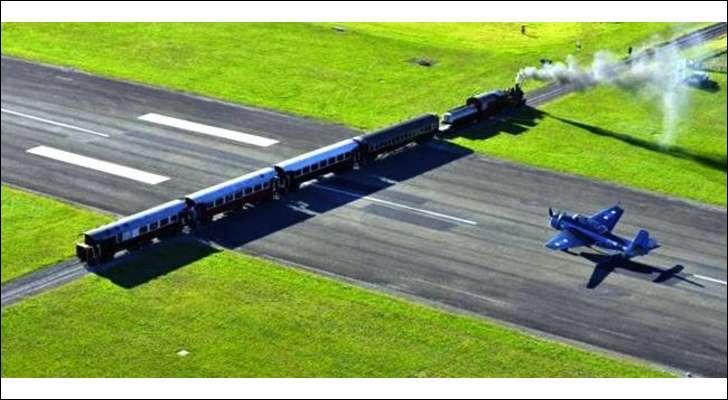 Train ou avion, vous avez de quoi être transportés ! Mais jusqu'où ?