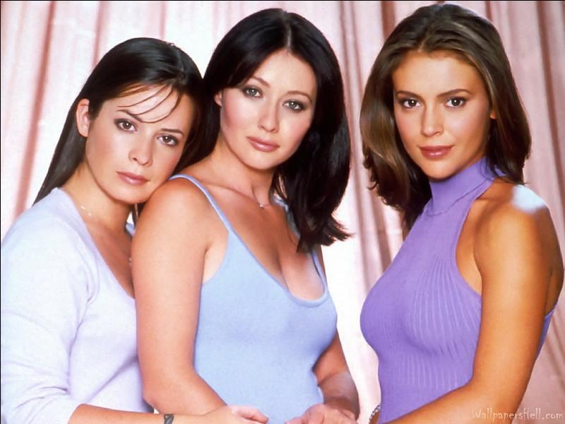 Les sœurs Halliwell sont :