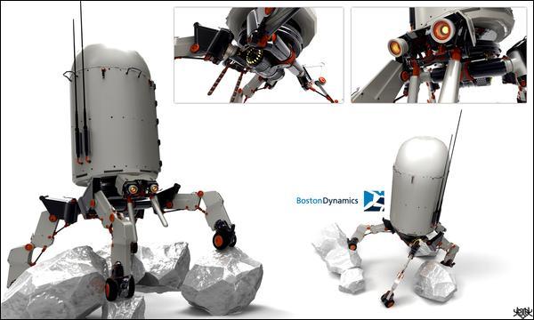 Qui a racheté la société Boston Dynamics ? Basée au Massachusetts, aux États-Unis, elle est spécialisée dans la robotisation à usage militaire.