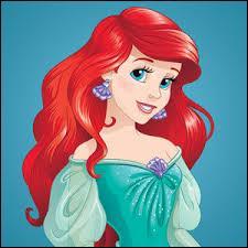 Comment s'appelle le poisson bleu et jaune d'Ariel ?