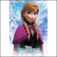 De qui Anna est-elle amoureuse au début ?