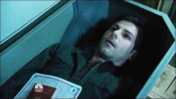 Grimm : Quel prénom a-t-on donné à Nick, en l'emmenant en Autriche sous forme de zombie ?
