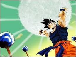 Comment Son Goku récupère-t-il son énergie pour lancer un GenkiDama sur petit Boo ?
