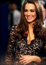 En quelle année Catherine Elizabeth Middleton dite Kate Middleton est-elle devenue duchesse de Cambridge en épousant le prince William ?