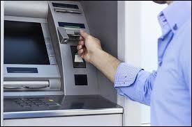 """Avoir un compte négatif à la banque, c'est """"Être dans le...""""."""