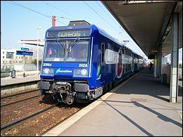 La Z 20900 circule-t-elle sur la ligne D du RER ?