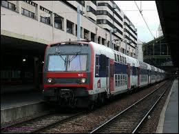 En plus du RER D, les Z 5600 ont roulé sur la ligne R du Transilien :