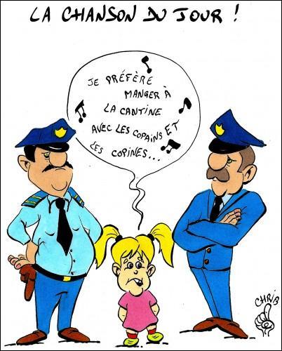 Policiers corrompus :