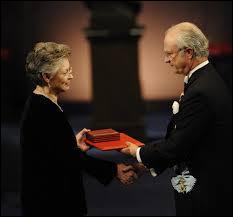 En 2008, la Française Françoise Barré-Sinoussi reçut un prix Nobel. Lequel ?