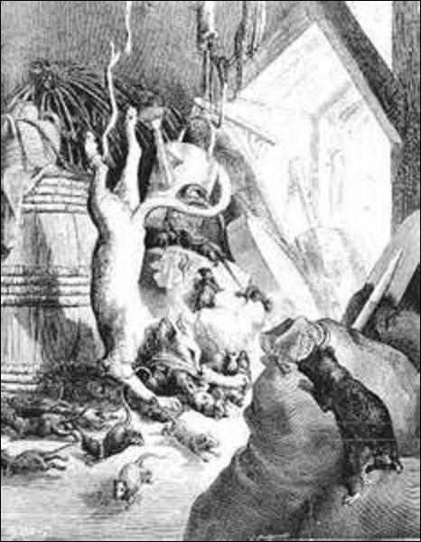 """De quelle fable de Jean de La Fontaine (1621-1695), cette moralité est-elle issue """"La méfiance est mère de la sûreté"""" ?"""