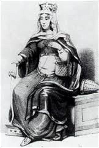 """Quel est le nom de la mère de Charlemagne, plus couramment appelée """"Berthe au Grand Pied"""" ?"""