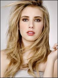 """Emma Roberts n'a jamais été une... dans """"American Horror Story""""."""