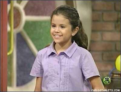 Dans quelle série a t-elle joué quand elle était petite ?