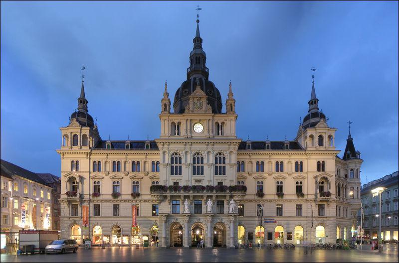 Quelle est la deuxième ville principale de l'Autriche ?