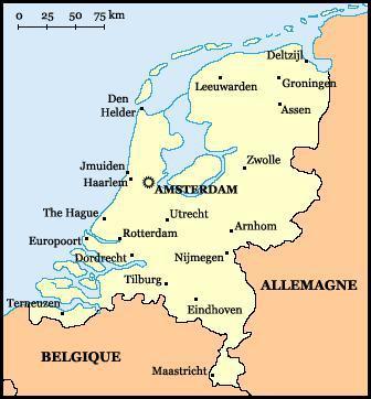 Quel est le nombre d'habitants aux Pays-Bas ?