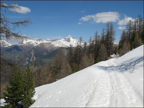 Quel est le deuxième sommet des Alpes françaises ?