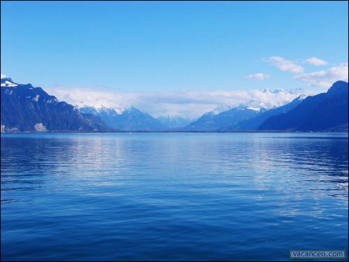 Quel est le plus grand lac des Alpes françaises ?