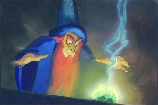 Ce personnage Disney joue les apprentis sorciers dans un court-métrage d'animation de 1940 !