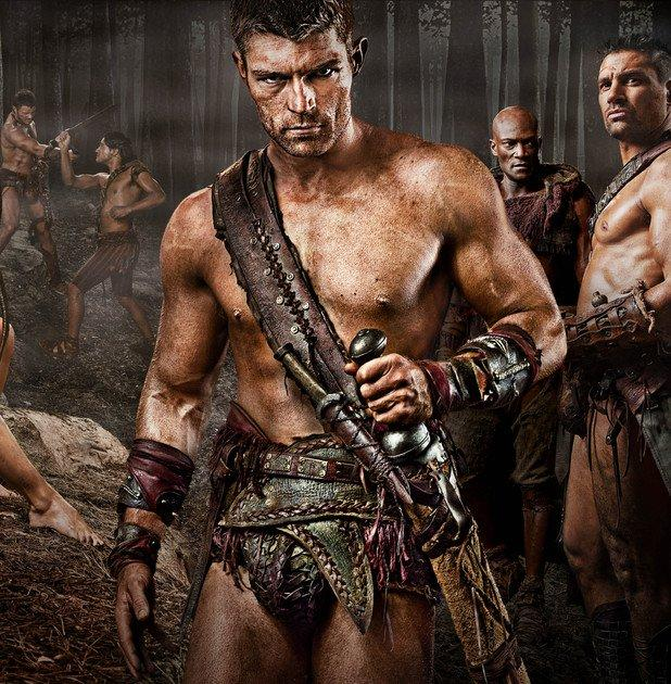 Spartacus - série