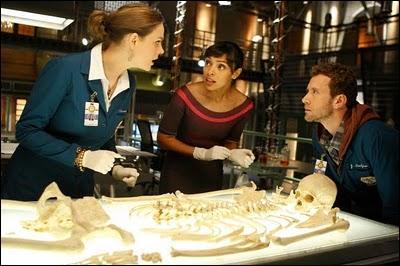 Dans quelle saison, le Jefferson enquête-t-il sur un squelette susceptible d'être JFK ?