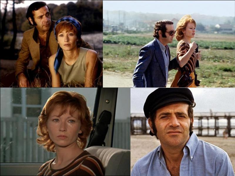 Ce film est un drame psychologique franco-italien. Il a été réalisé par Maurice Pialat.Marlène Jobert, Jean Yanne, Macha Méril… font partie de la distribution. Un homme marié, avec une mentalité de vieil adolescent, a une liaison avec une jeune femme. On assiste à la fin de cette liaison ! Quel est ce film ?