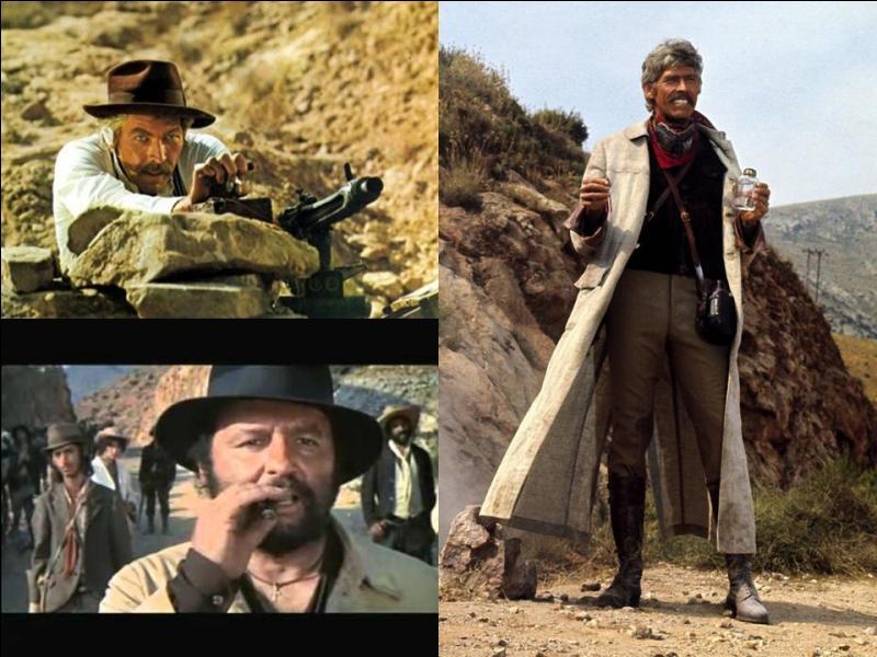 """Ce film est film de guerre et un western italien. Il a été réalisé par Sergio Leone.James Coburn, Rod Steiger, Romolo Valli… font partie de la distribution. En Italie, il porte le nom """"Baisse la tête"""", Aux USA c'est """"Baisse-toi, ducon"""", puis """"Une poignée de dynamite"""". En France, son 1e titre était """"Planque-toi, connard ! """".N'oubliez votre """"pancho dans la villa"""" ! Quel est ce film ?"""