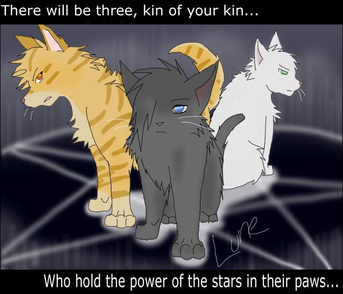 Œil de Geai est un des Trois, mais quel est son pouvoir ?