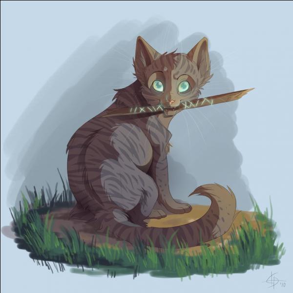 Un jour, il découvre un bâton avec d'étranges griffures dessus.Peu après, il rencontre, Pierre, un lointain ancêtre.Quel est le physique de Pierre ?