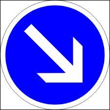 Que signifie ce panneau de signalisation ?