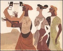 Comment appelle-t-on un poète qui chantait des épopées grecques antiques ?