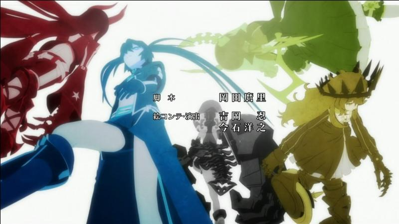 "Black Rock Shooter TV - Quelle vocaloid interprète l'opening intitulé ""Black Rock Shooter"" ?"