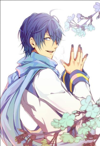 Kaito est vu vis à vis de Luka, Meiko et Hatsune comme quelqu'un de :