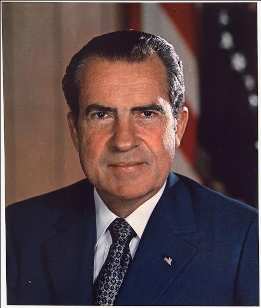 A qui Richard Nixon a-t-il succédé à la présidence des Etats-Unis, en 1969 ?