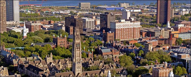 Dans le Connecticut, la ville de New Haven abrite une des universités les plus renommées des Etats-Unis. Laquelle ?