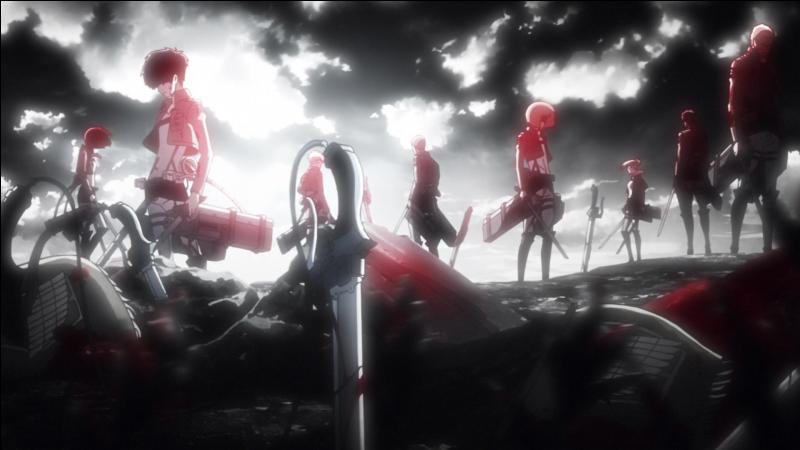 "Shingeki no Kyojin - Quel groupe interprète l'opening 2 intitulé ""Jiyuu no Tsubasa"" ?"