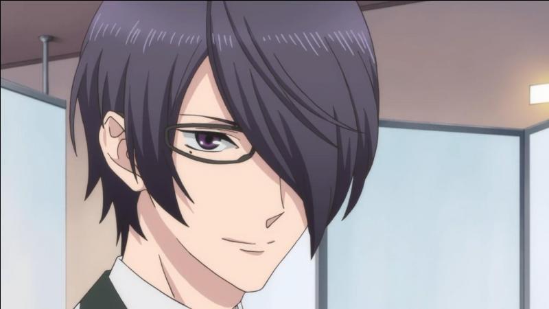 Je suis le sixième fils de la famille Asahina et exerce la profession de seiyuu. Je me nomme :