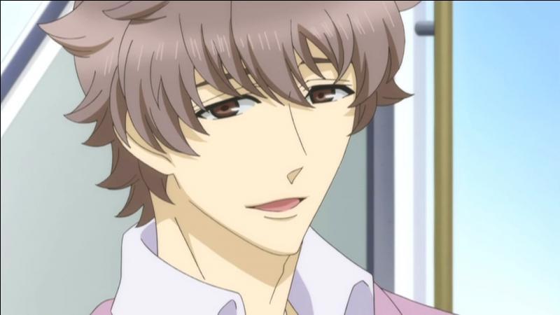 Je suis le premier fils de la famille Asahina et exerce la profession de pédiatre. Je me nomme :