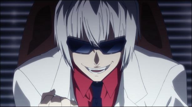Je suis professeur à l'Académie Privée 17 et je suis celui ayant envoyé Tokaku Azuma dans la Classe Noire. Qui suis-je ?